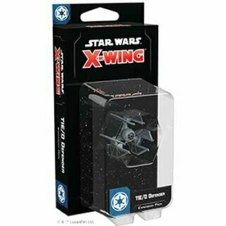 Star Wars X-Wing Second Edition: TIE/D Defender Expansion Pack (EN) - FFG