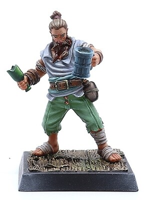 Drunken Ivar - Piraten - Freebooter's Fate