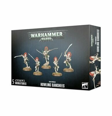 Howling Banshees - Craftworlds - Warhammer 40.000 - Games Workshop