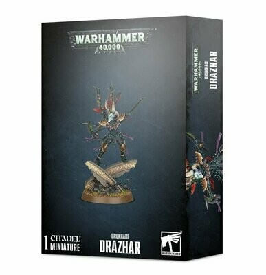 Drazhar - Drukhari - Warhammer 40.000 - Games Workshop
