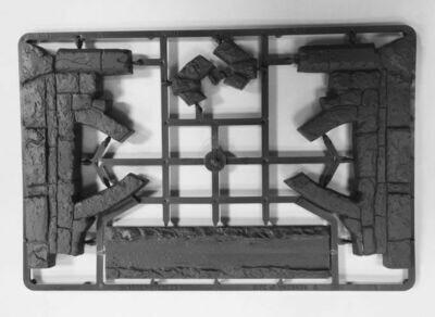Ruins - Frame B - Renedra - Generic Game PIieces