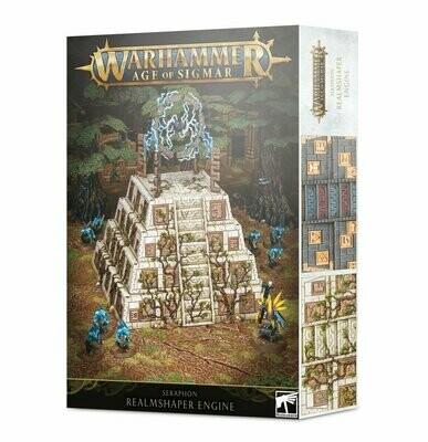 Realmshaper Engine - Seraphon - Warhammer 40.000 - Games Workshop