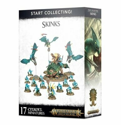 Start Collecting! Skinks - Seraphon - Warhammer 40.000 - Games Workshop