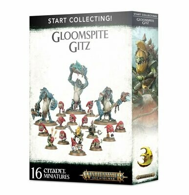 Start Collecting! Gloomspite Gitz - Warhammer 40.000 - Games Workshop