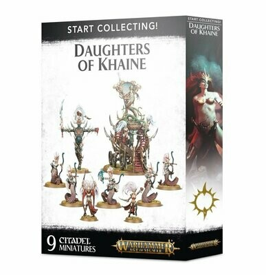 Start Collecting! Daughters of Khaine - Warhammer 40.000 - Games Workshop