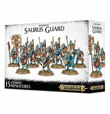 Saurus Guard - Seraphon - Warhammer 40.000 - Games Workshop