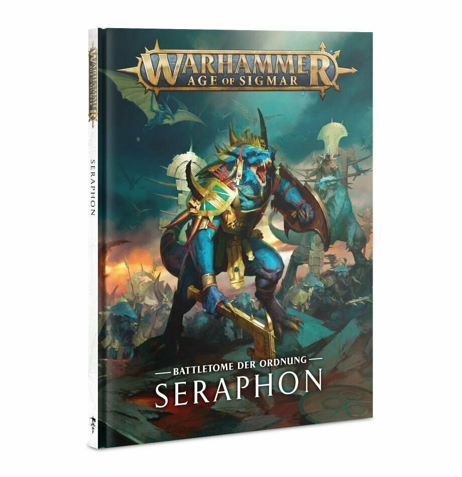 Battletome: Seraphon FRENCH - Warhammer 40.000 - Games Workshop