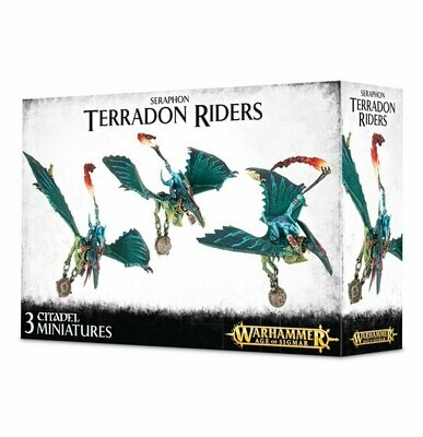 MO: Terradon Riders oder Ripperdactyl Riders- Seraphon - Warhammer 40.000 - Games Workshop