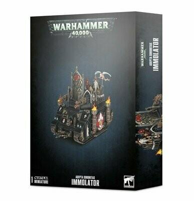 Immolator - Adepta Sororitas - Warhammer 40.000 - Games Workshop