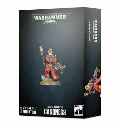 Canoness - Adepta Sororitas - Warhammer 40.000 - Games Workshop