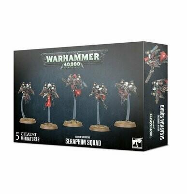 Seraphim Squad - Adepta Sororitas - Warhammer 40.000 - Games Workshop