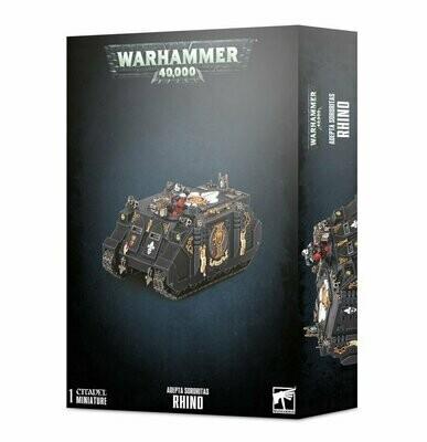 Adepta Sororitas Rhino - Adepta Sororitas - Warhammer 40.000 - Games Workshop