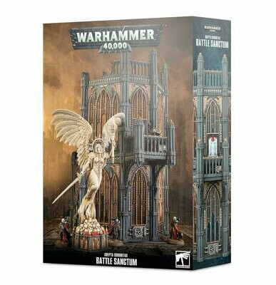 Battle Sanctum - Adepta Sororitas - Warhammer 40.000 - Games Workshop