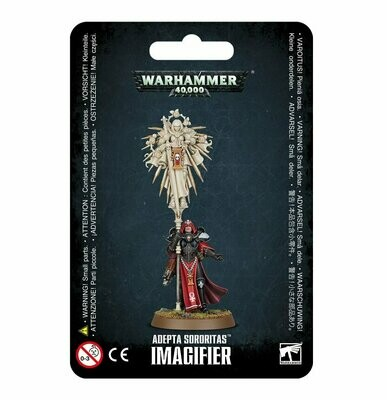 Imagifier - Adepta Sororitas - Warhammer 40.000 - Games Workshop