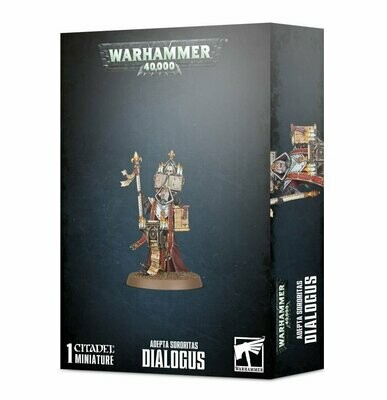 Dialogus - Adepta Sororitas - Warhammer 40.000 - Games Workshop