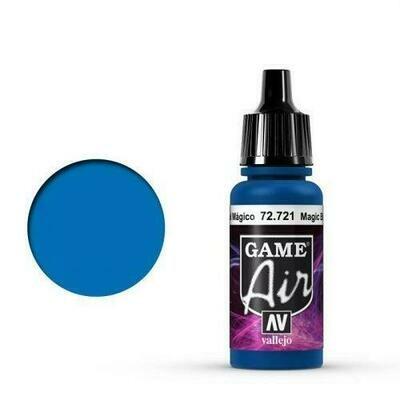 Vallejo Game Air - Magic Blue (17ml)