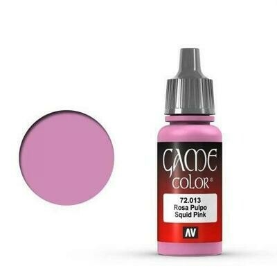 Squid Pink - Game Color Farbe - Vallejo