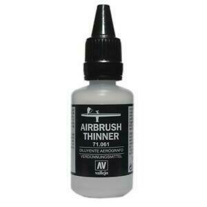 Airbrush Thinner 32ml - Vallejo