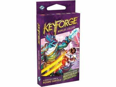 Kartenspiel Keyforge: Kollidierende Welten - 1 Pack