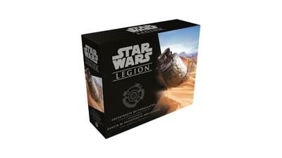 Star Wars: Legion - Abgestürzte Rettungskapsel (Schlachtfeld-Erweiterung) Crashed Escape Pod - DE - Fantasy Flight Games