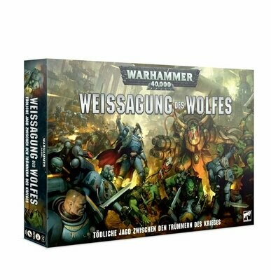 Prophecy of the Wolf (Englisch) - Space Wolves - Warhammer 40.000 - Games Workshop
