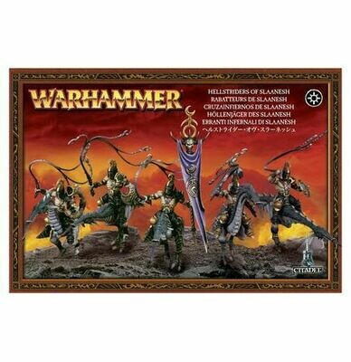 MO: Höllenjäger des Slaanesh - DAEMONS OF SLAANESH - Warhammer Age of Sigmar - Games Workshop