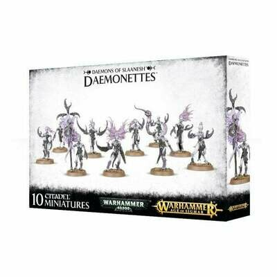 Daemonettes of Slaanesh - DAEMONS OF SLAANESH - Warhammer Age of Sigmar - Games Workshop