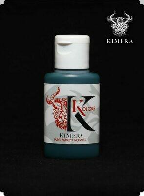 Phthalo Green - Kimera Kolors Pure Pigments – Single Pots 30ml