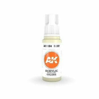 Ivory-(3rd-Generation)-(17mL) - AK Interactive
