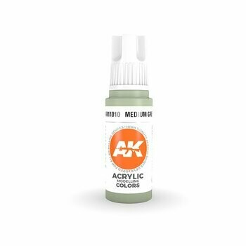 Medium Grey-(3rd-Generation)-(17mL) - AK Interactive