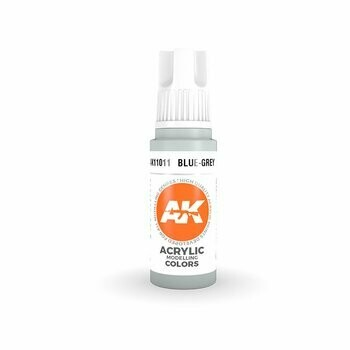 Blue Grey-(3rd-Generation)-(17mL) - AK Interactive