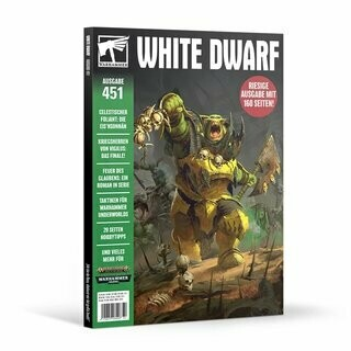 White Dwarf 451 Februar 2020 (Deutsch) - Games Workshop