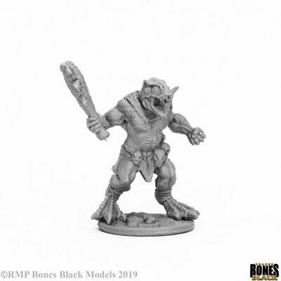 Blacktooth Savage - Bones - Reaper Miniatures
