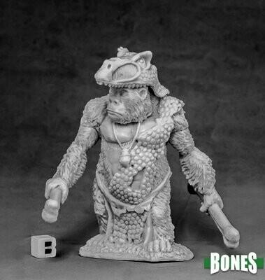 Gorilla - Bones - Reaper Miniatures