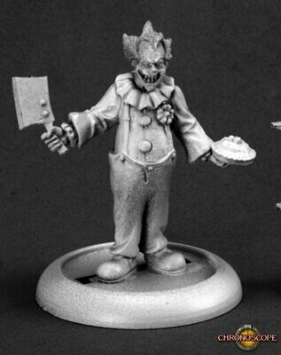 Bonzo the Killer Klown - Chronoscope - Reaper Miniatures