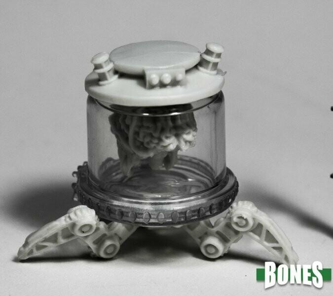 Brain In a Jar - Reaper Bones