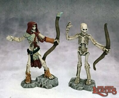 Skeleton Archers (2) - Reaper Miniatures