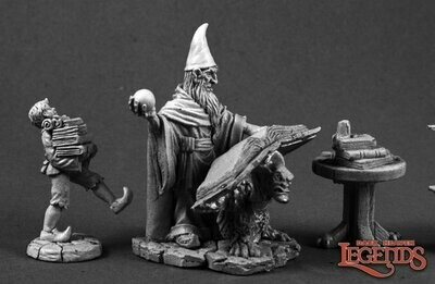Wizard's Workshop - Reaper Miniatures