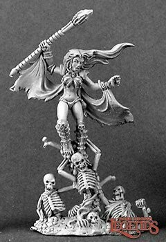 Thanis the Bonecaller - Reaper Miniatures