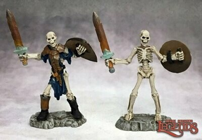 Skeleton Swordsmen - Reaper Miniatures