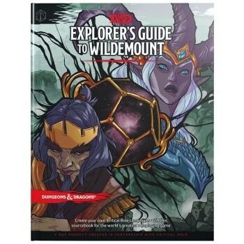 Dungeons & Dragons D&D Explorer's Guide to Wildemount - EN