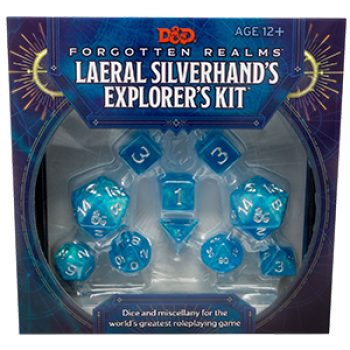 D&D Dungeons and Dragons - Forgotten Realms: Laeral Silverhand's Explorer's Kit - EN