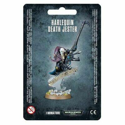 Harlequin Death Jester - Warhammer 40.000 - Games Workshop