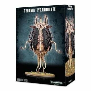 Tyraniden Tyrannocyte Tyranid - Warhammer 40.000 - Games Workshop