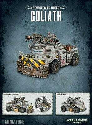 Goliath Truck - Genestealer Cults - Warhammer 40.000 - Games Workshop