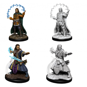 D&D Nolzur's Marvelous Miniatures - Male Human Wizard
