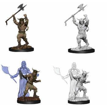 D&D Nolzur's Marvelous Miniatures - Male Human Barbarian