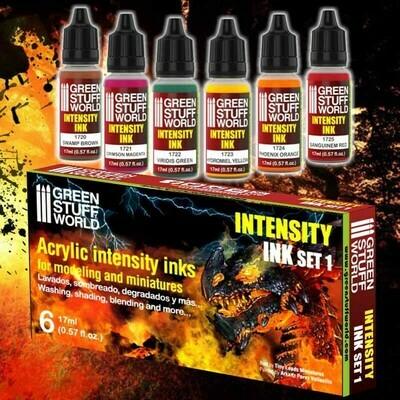 Intensity Ink Set 1 - Greenstuff World