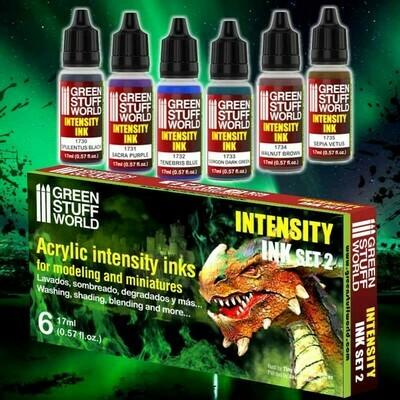 Intensity Ink Set 2 - Greenstuff World