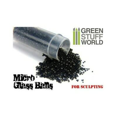 Mikroglaskugeln (0.5-1.5mm) - Micro Glass Balls - Greenstuff World